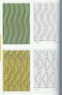 169 日本棒针花样编织250例 - 路过的精灵6 - Picasa Web Albümleri