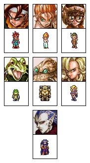 Chrono Trigger, Super Nintendo, Video Game Art, Video Games, Chrono Cross, Iron Beads, Dragon Quest, Perler Patterns, Hama Beads