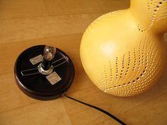 ひょうたん型ランプを使ってみました。 | まとめのインテリア - デザイン雑貨とインテリアのまとめ