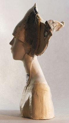 ImagoArtDesign by ImagoArtDesign Ceramic Figures, Ceramic Art, Tamara Lempicka, Famous Sculptures, Art Exhibitions, Horse Sculpture, Head & Shoulders, Pottery Painting, Art Object