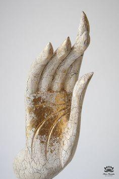 Hand Sculpture, Metal Sculptures, Abstract Sculpture, Bronze Sculpture, Buddha's Hand, Dunhuang, Show Of Hands, Buddha Zen, Thai Art