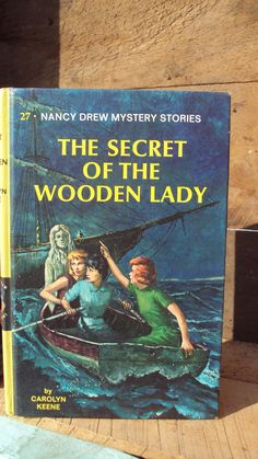 My all-time favorite Nancy Drew book.