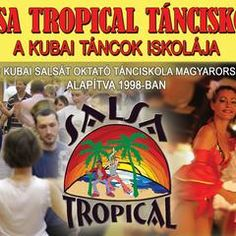 Photo taken at Salsa Tropical by Beáta K. on 5/11/2013