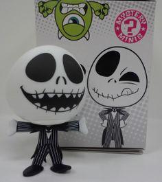 Jack Skellington 1/18 Funko DISNEY Mystery Minis Pop! Vinyl Figure Nightmare