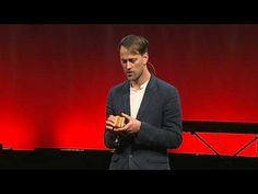 Tristram Stuart: The global food waste scandal: TED TALK Lecture, Talk