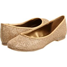 gold dancing shoes!
