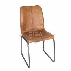 Betaalbare luxe leren stoelen vind u bij Giga meubel