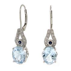 Earring very beautiful Kimberly Mcdonald, Diamond Earrings, Drop Earrings, Diamond Are A Girls Best Friend, Fashion Earrings, Jewlery, White Gold, Pendants, Gemstones