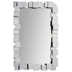 "Ren Wil MT1267 36"" High by 24"" Wide Pythia Mirror Mirror Glass Home Decor Mirrors Lighting"