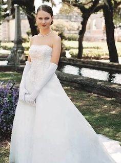 3a3685f150b4 Davids Bridal Wedding Dress Sz. 14 Style V9675 #fashion #clothing #shoes #