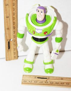 "DISNEY PIXAR TOY STORY BUZZ LIGHTYEAR MCDONALDS HAPPY MEAL 5.5"" TOY FIGURE 2005 #Disney"
