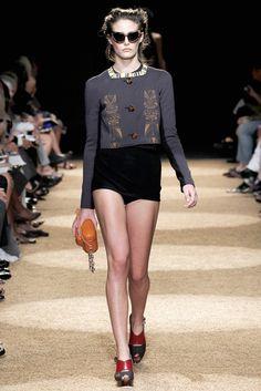 Proenza Schouler Spring 2012 Ready-to-Wear