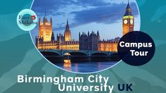 Based in the Birmingham region of England, Birmingham City University is one of the most diverse . Birmingham City University, Birmingham Uk, Scholarships In Uk, Tours, Learning, World, Youtube, Studying, Teaching