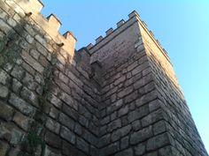 murallas de la ciudadela interior