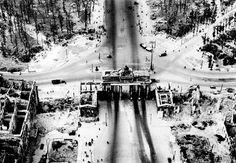 1945, Berlin, Brandenburg gate