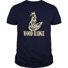 Wood badge fox