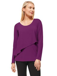 Bias Layer Top from Blue Canoe