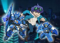 Tenkai Knights - Ceylan/Tributon