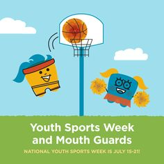 Sports help children stay healthy and mouth guards help smiles stay healthy. Learn how you can help protect your child's smile this summer before they hit the field. Dental Hygiene, Dental Care, Kids Health, Oral Health, Local Dentist, Child Smile, Mouth Guard, Dental Services, Dentistry