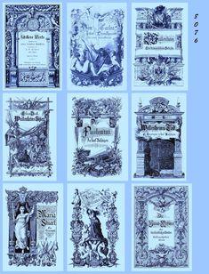 Ephemera Printables Free, Free Printable Art, Printable Labels, Printable Paper, Collage Sheet, Collage Art, Junk Journal, Journal Ideas, Digital Collage