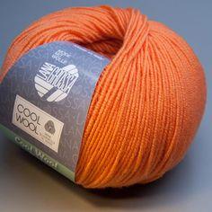 Lana Grossa Cool Wool Baby 229 nectarine 50g