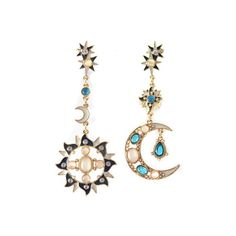 Sailor Moon Wedding Theme Collection – www.weddingdesginchic.com ❤ liked on Polyvore featuring earrings