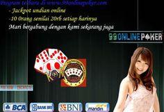 Ciri Agen Judi Poker Terpercaya
