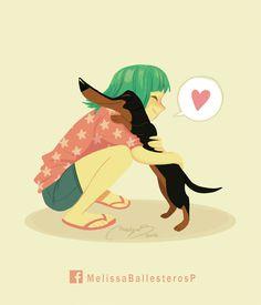 dog´s love