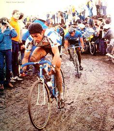 .....Francesco Moser - Roubaix!