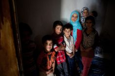 "Syrian refugee children in host communities are living invisible lives. (Photo: 2013 Meg Sattler/World Vision) ""Where there is breath, there is hope,"" Meg Sattler writes from Jordan about the children of Syria and their stories and voices crying out to be heard. Will you listen?"