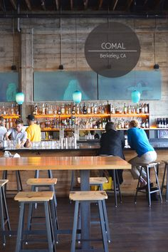 Comal, Berkeley. Great Mexican food, great environment, great service and some of the best homemade ginger ale I've ever tasted!