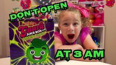 (EXCLUSIVE) GUAVA JUICE BOX 3 UNBOXING! (GOOEY & GLOWY!) | DON'T OPEN A ...