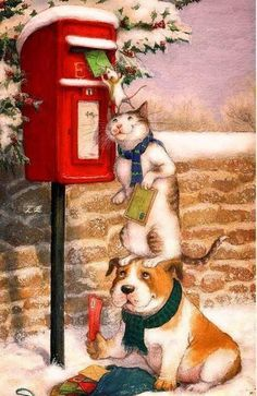 Letters to Father Christmas