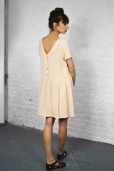 Des Petits Hauts Lapi Poudre Dress | The Mercantile London