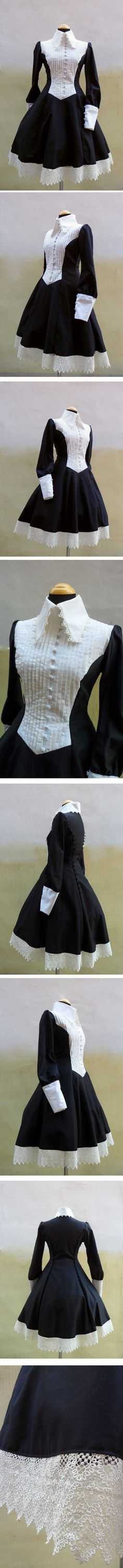 Lovely romantic look and Lolita - ☆ ☆ dress haenuri Shop