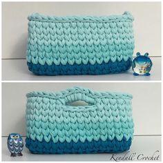 #Lincraft #crochet #crochetersofinstagram #crochetbasket #bobbiny #trapillo…