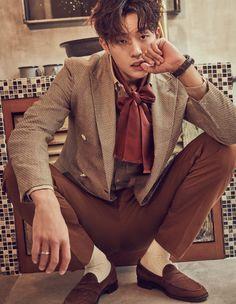 Nam Joo Hyuk for Ceci Korea September 2016 Korean Men, Asian Men, Asian Actors, Korean Actors, Nam Joo Hyuk Cute, Jong Hyuk, Park Bogum, Joon Hyung, Ahn Hyo Seop