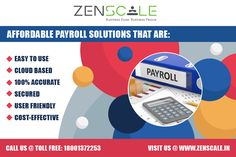 #affordable #customizeable #cloudbased #secure #payroll #solutions