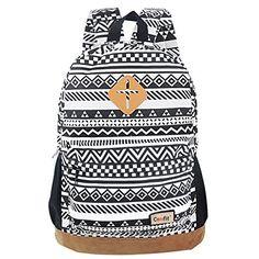 Retro Canvas Printed Women Backpack Rucksack Satchel Shoulder Travel Bag Coofit http://www.amazon.com/dp/B00UY9HG2C/ref=cm_sw_r_pi_dp_-jHCwb1FXKXQ1