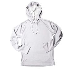 Locally Grown Clothing Co.- Men's Sunrise Hoodie- Merino + Cotton Collection #madeinusa