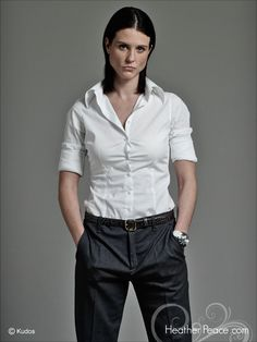 The Lovely Heather Peace