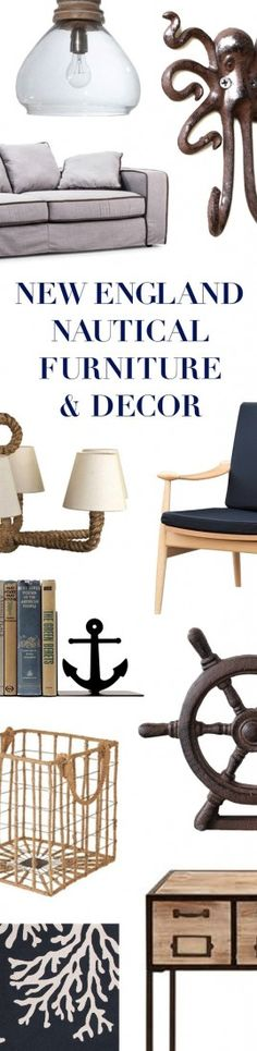 New England Chic Furniture & Décor | Up to 60% Off at dotandbo.com