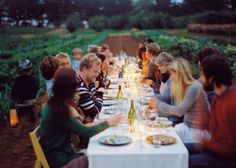farm to table...I want to do this!!!