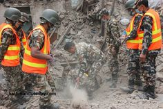 22 Hours After The Quake, Workers Found Something In The Rubble That'll Leave You Crying -   A series of powerful earthquakes ripped through Nepal on April 25, causing widespread damage and loss of life in surrounding cities and towns. The earthquakes are believed to have been the most violent in the area since 1934, and they're estimated to have killed more than 6,100 people....