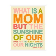 What is a mom...