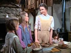 LIttle house on the Prairie:   Child in Pain