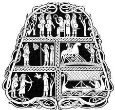 Odin's Stone cipher ... maybe