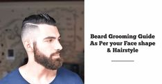 Face shape and hairstyle influence your beard and here is a guide on how to achieve the perfect beard look. Medium Beard Styles, Beard Styles For Men, Hair And Beard Styles, Curly Hair Styles, Gents Hair Style, Face Shape Hairstyles, Hairstyles Haircuts, Beard Look, Perfect Beard