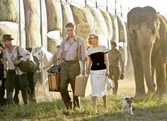 Water for Elephants, designs by Jacqueline West