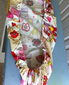 More directions to supplement other Ironing Board cover tutorials